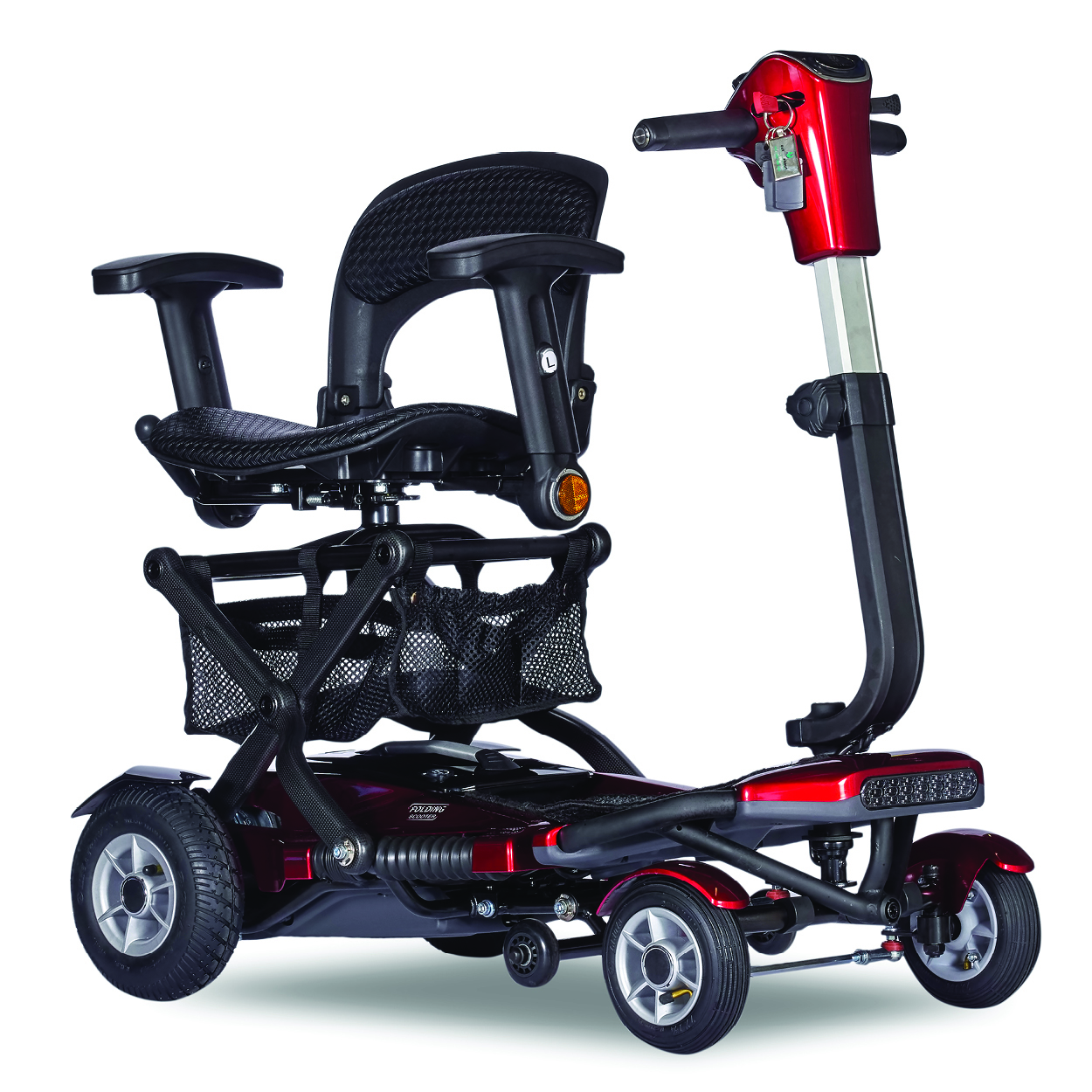 Mobility scooters, Rollators & Walkers